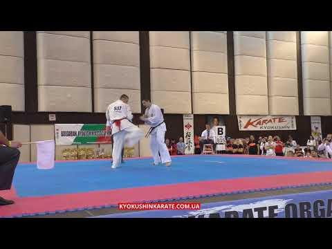The 32 European Championship, 1/2 +90, Konstantin Kovalenko (RUS) - Andrzej Winiarski (POL, aka)