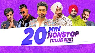 20 Minutes Non Stop Club Mix | Mashup | Latest Punjabi Songs 2020 | Speed Records