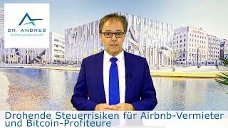 STEUERTSUNAMI-Video: Airbnb als Bitcoin-Parallele