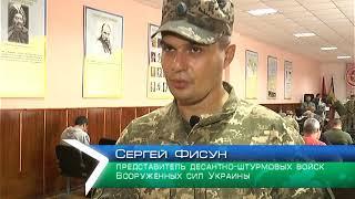 Харьковчане записываются на контрактную службу в ВСУ