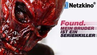 Found. Mein Bruder ist ein Serienkiller (HORROR ganzer Film Deutsch, 4K Horrorfilme in voller Länge)