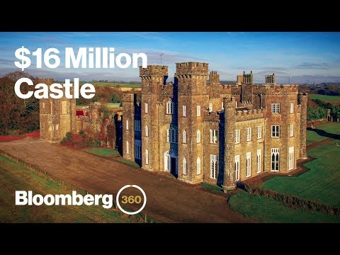Tour a $16 Million Irish Castle in 360