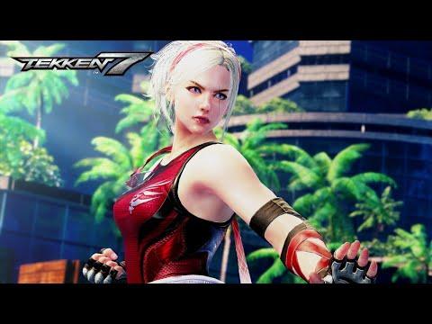 Lidia Sobieska dans le Season Pass 4 de Tekken 7