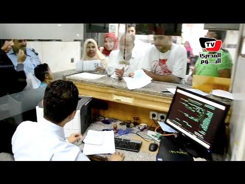 استمرار إقبال المواطنين على شراء شهادات القناة بالمنصورة