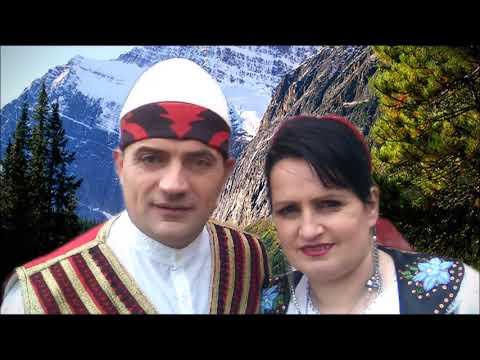 Gjovalin Prroni & Fatmira Brçani - Ç'ka pom rrin karshi-karshi
