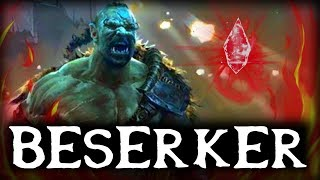 Skyrim SE Builds - The Berserker - Outcast Warrior Modded Build