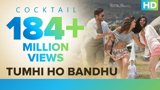 Tumhi Ho Bandhu (Full Video Song) | Cocktail | Saif Ai Khan, Deepika Padukone & Diana Penty