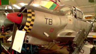 preview picture of video 'Norfolk & Suffolk Aviation Museum'