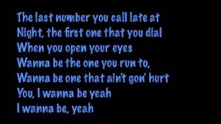 Chris Brown - I Wanna Be (Lyrics)
