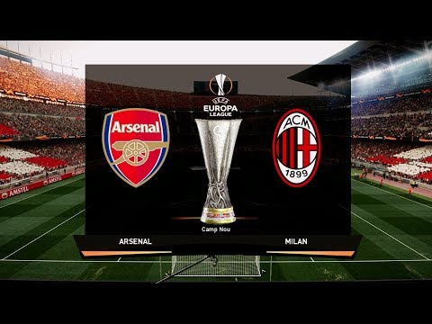 UEFA Europa League Final 2019 - ARSENAL vs AC MILAN