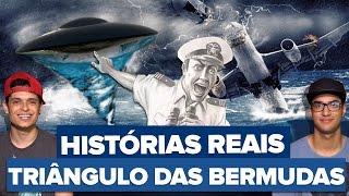 OS CASOS MAIS MISTERIOSOS DO TRIÂNGULO DAS BERMUDAS