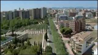 preview picture of video 'Castellón desde el aire'