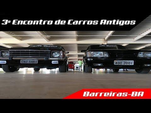 O MELHOR ENCONTRO DE CARROS ANTIGOS DA BAHIA!