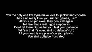 Chris Brown   No Guidance Ft. Drake Lyrics