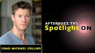 Chad Michael Collins Interview | AfterBuzz TV