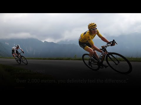 Tour de France competitors are facing a tougher race this year after organizers peppered the route with three stages that finish on mountain climbs reaching above 2,000 meters, or 6,500 feet. The cycling race begins on July 6th. (July 1)