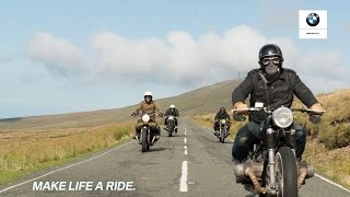 Taking 4 BMW bikes on ultimate TT road trip to the Isle of Man