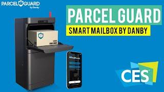 Danby Parcel Guard Smart Mailbox at CES 2020