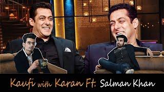 Kaufi With Karan Ft Salman Khan || Abhishek Kapoor