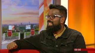 Romesh Ranganathan Straight Outta Crawley interview 2018