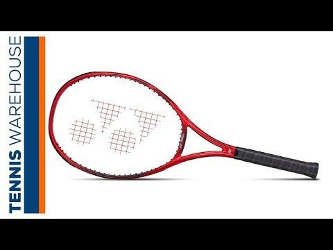 Yonex VCORE 100+ (Plus) Tennis Racquet Review