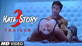 Hate Story 3 Official Trailer Zareen Khan Sharman Joshi