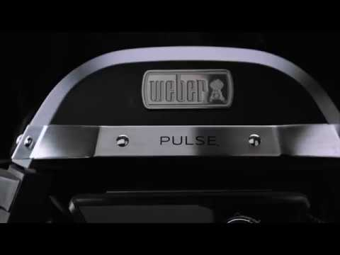 Weber Pulse Grill - Made for Urban Living