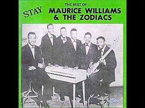 Stay (Song) by Maurice Williams and the Zodiacs