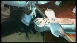 Стерва Минерва или история одной швейной машинки (shoes Repair Machine Minerva 01204)