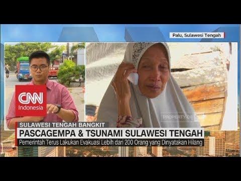 Sekitar 50% Listrik Sudah Hidup di Kota Palu   Pascagempa & Tsunami Sulawesi Tengah