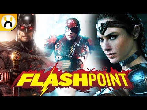 The Flash 2 : Flashpoint Trailer 1 HD 2020