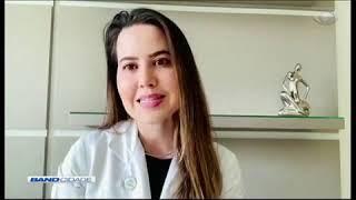 Dra. Taiane Medeiros fala sobre cuidados com a pele do rosto