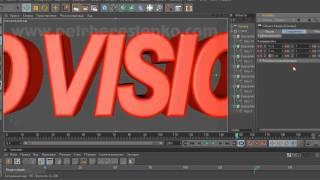 Уроки Cinema 4D Studio на русском