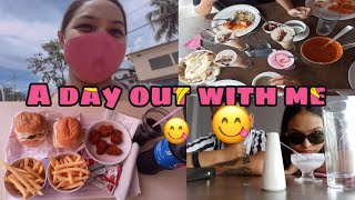 #vlog #Food  A DAY OUT WITH ME 😋 || আহক অলপ ফুৰি আহো 😇