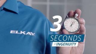 Watch Elkay: 30 SECONDS OF INGENUITY- Perfect Drain