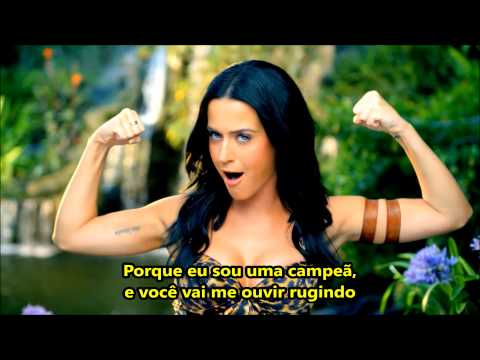 Katy Perry - Roar (Legendado_PT)