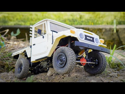 4WD RC CAR Off Road Vehicles - Metal Edition Unassembled