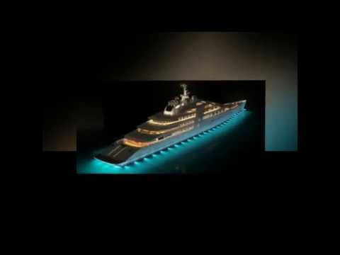 the most beautiful luxury yachts in the world