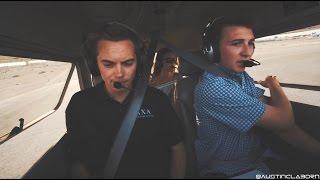 4K! Flying to Palm Springs for dinner!