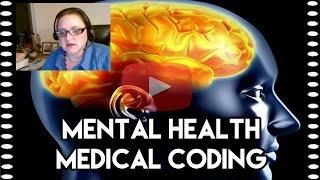 ICD-9 Coding Tutorial — Mental Health Medical Coding