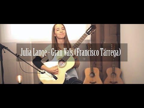 Julia Lange - Gran Vals