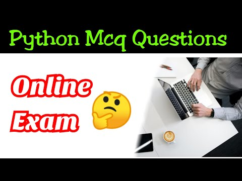 Python mcq question and answer | anna university online exam