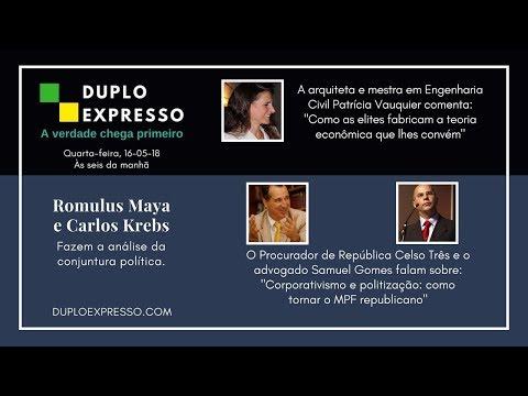 Assista A Duplo Expresso 16mai2018 No Youtube