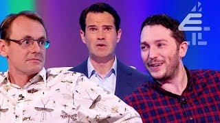 Video Jimmy Carr Doesn't Like When Sean Lock & Jon Richardson Argue! | 8 Out of 10 Cats | Best of S18 Pt.2 MP3, 3GP, MP4, WEBM, AVI, FLV Agustus 2019