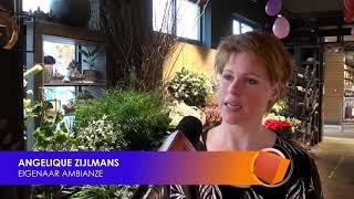 Duurzaamheidscertificaat voor Kaatsheuvelse bloemenwinkel