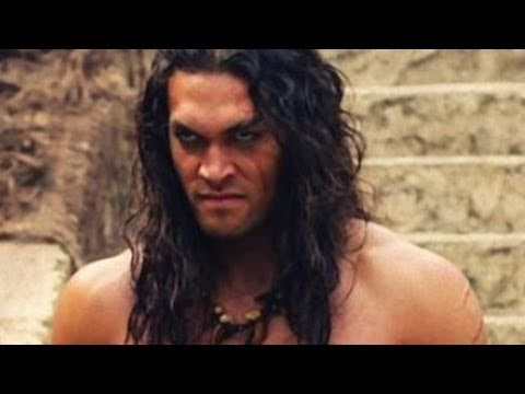 Trailer film Conan the Barbarian