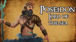 Poseidon: Lord Of The Sea - (Greek Mythology Explained)