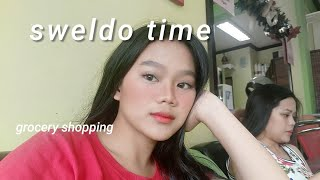 VLOGMAS #22: YOUTUBE SWELDO + GROCERY SHOPPING W/ MAMA