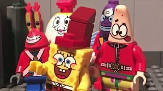 Spongebob Squarepants Sweet Victory |LEGO|