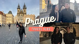 MY FIRST TIME IN PRAGUE! (Travel Vlog Pt. 1)